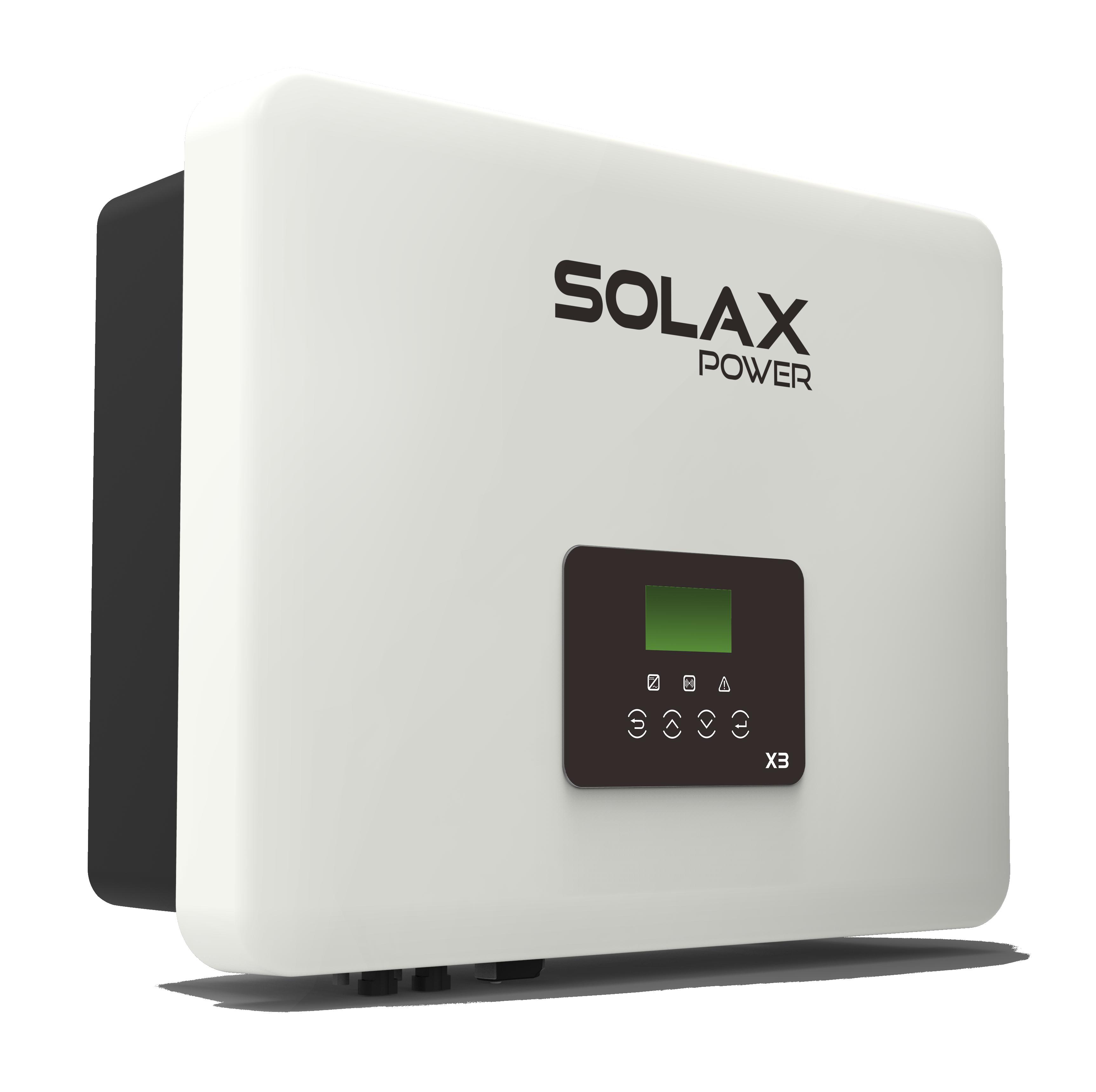 SolaX Three Phase Inverters | SolaX Power